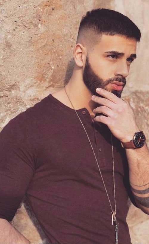 Cool Mens Short Haircuts Mens Hairstyles 2018