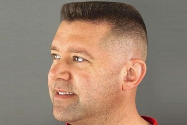 Military Haircut Crew Cut