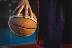 μπάλα μπάσκετ molten