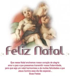 mensagens natalinas