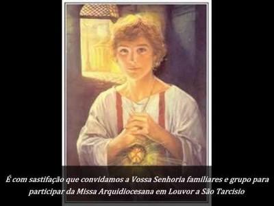 São Tarcisio-missionário eucarístico-15 de agosto