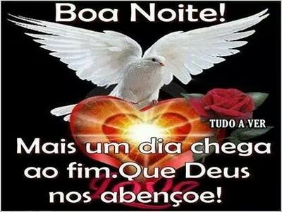 boa noite-Deus te abençoe com lindos sonhos