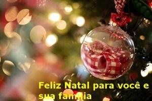feliz Natal amigos-mensagem em video