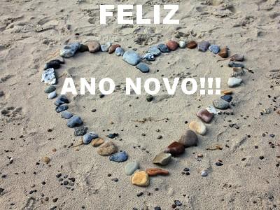 feliz ano novo meus amigos e amigas