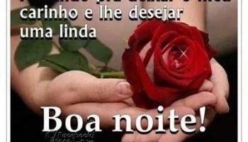 Frases Boa Noite Carinho Mensagens Com Amor Facebook Mensagens De