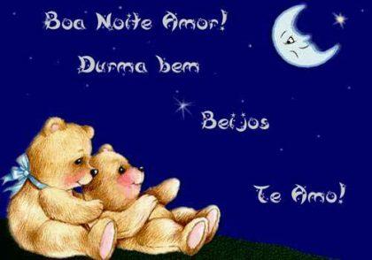 mensagem de boa noite para pessoa especial amada