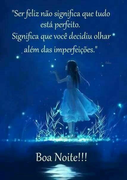 boa noite repleto de sonhos lindos e otimistas