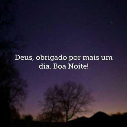 boa noite durma com Deus