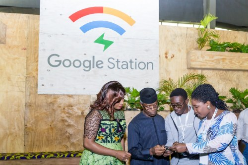 google station 1
