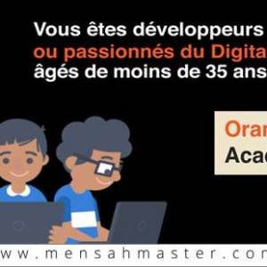 orange digital academy mensahmaster