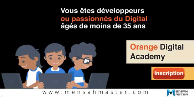 orange digital academy mensahmaster