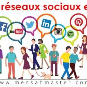 top-20 réseaux sociaux 2019 mensahmaster