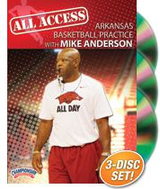 All-Access-Arkansas-Basketball-Practice-with-Mike-Anderson