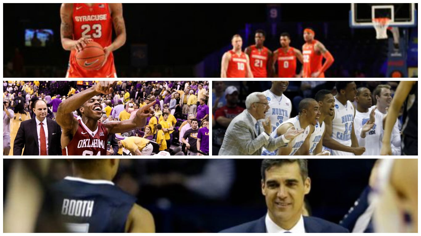 Basketball Playbook |Inside the NCAA Final Four
