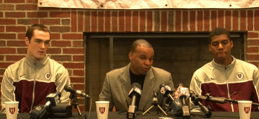 Tommy Amaker Harvard BLOB Weak Pin Runner