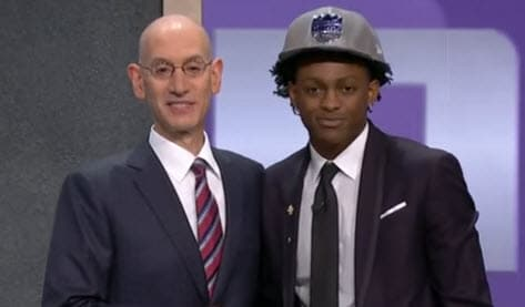 Western Conference 2017 NBA Draft Grades: Kings get an A; Nuggets barely pass with a C-