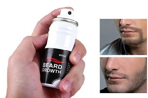 Beard Growth Spray | Men's Beard