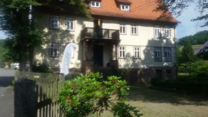 Waldbaden / Waldtherapie in Flörsbachtal