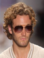 curly hairstyles men 2016