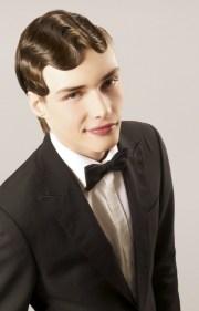 vintage men hairstyles retro