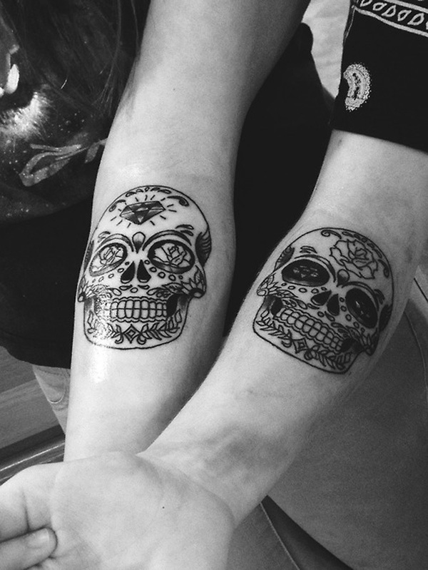 couple tattoos stay in love