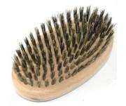 mens hair brush - natural bristle