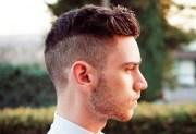men's hairstyles edgier today