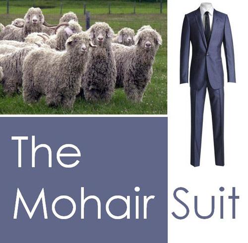 mohair-suit