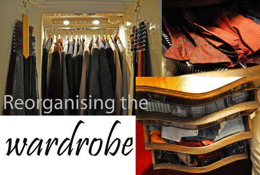 reorganising-wardrobe