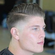 fresh burst fade hairstyles