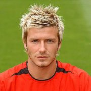 david beckham hair ideas
