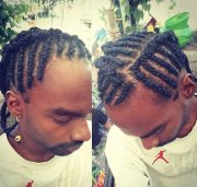 cornrows hairstyle men