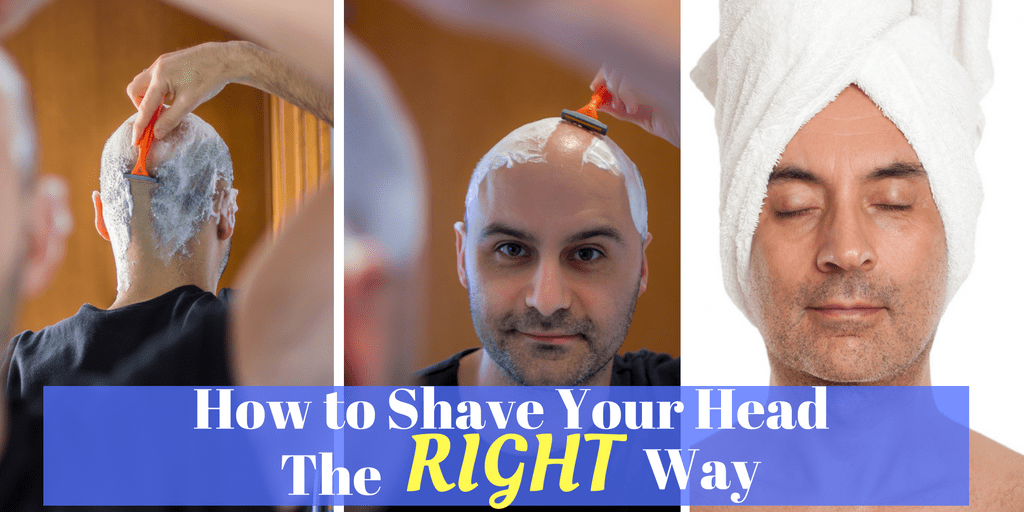 How to shave your head the right way solutioingenieria Images