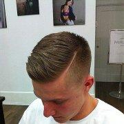 side part hairstyles men