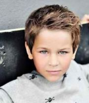 2015 little boy layered hairstyle