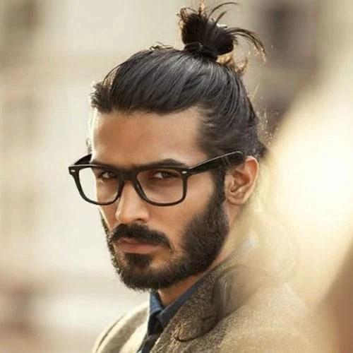 25 Best Man Bun Hairstyles 2019 Guide