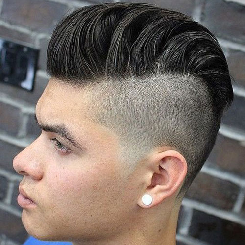 27 Disconnected Undercut Haircuts Hairstyles For Men