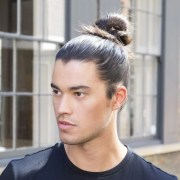 man bun hairstyles 2019