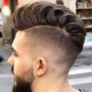 pompadour hairstyle men