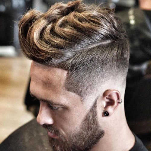 23 Best Quiff Hairstyles For Men 2019  Mens Haircuts