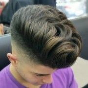 quiff hairstyles men