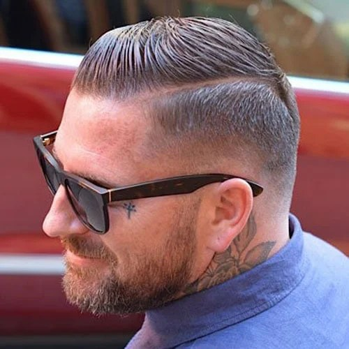 The Side Part Haircut  A Classic Gentlemans Hairstyle  Mens Haircuts  Hairstyles 2017