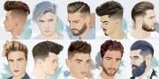 cool hairstyles men 2017