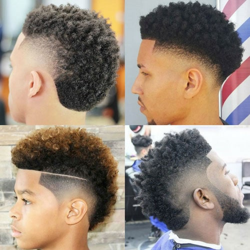 25 Best Haircuts For Black Men 2019  Mens Haircuts  Hairstyles 2019