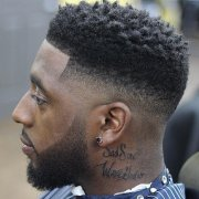 high top fade 2019 men's haircuts