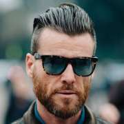slicked hairstyles 2019