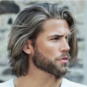 surfer hair men - cool beach