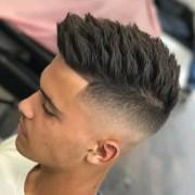 temp fade haircut 17 temple