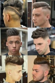 fade haircuts cool types