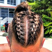 cool braids hairstyles men